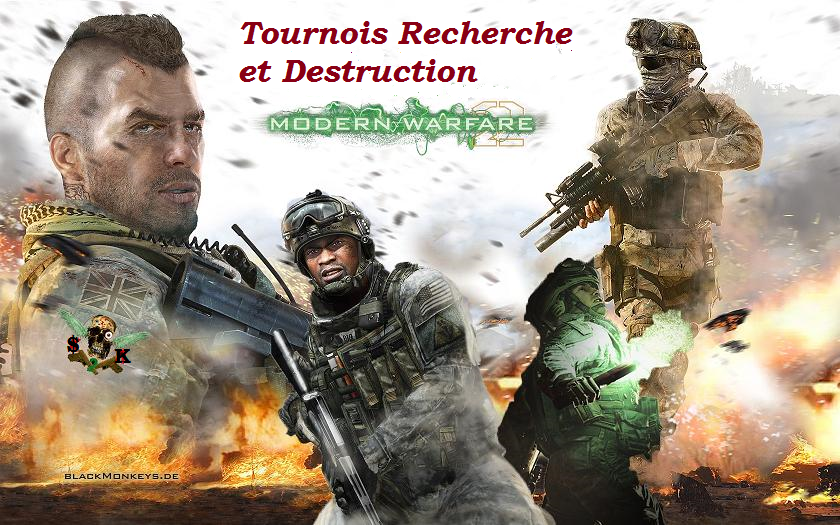 tournoi $2k~ en rdh Index du Forum