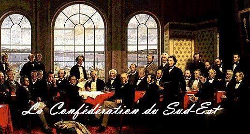 La Confédération du Sud-Est Index du Forum