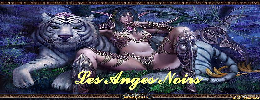 Les Anges Noirs Index du Forum