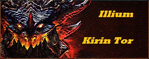 Illium - Kirin Tor (Eu) Index du Forum