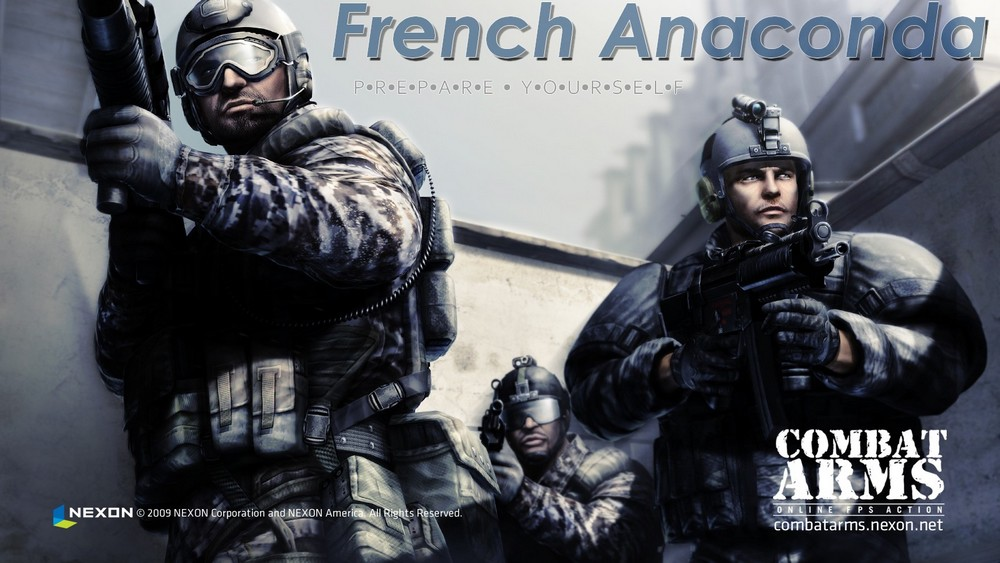 French Anaconda Forum Index