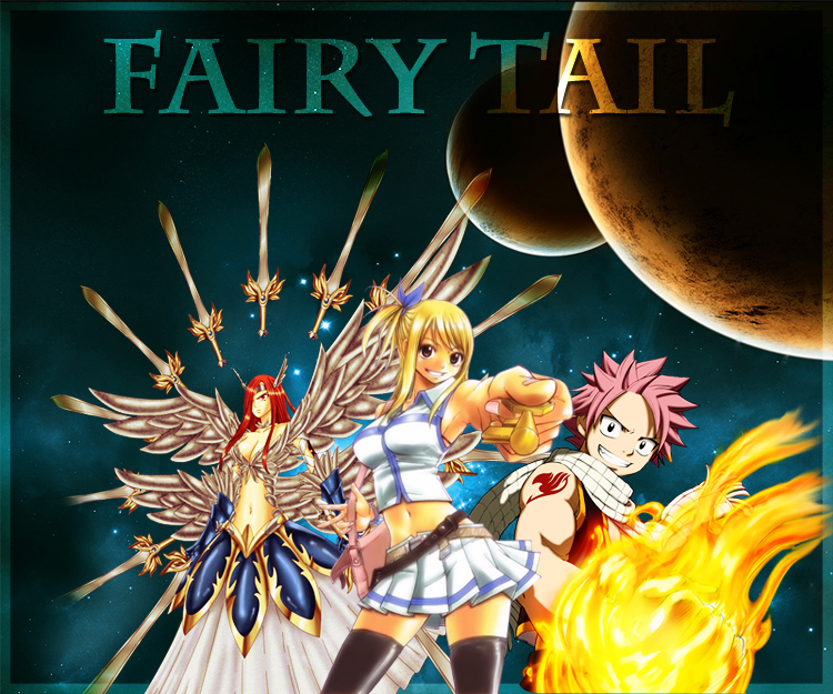 guilde fairy tail - electra Index du Forum