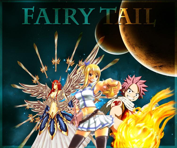 guilde fairy tail - electra Index du Forum