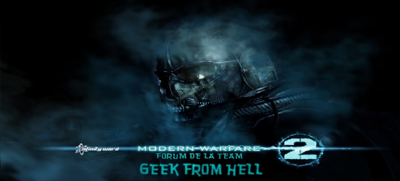 GEEK FROM HELL Index du Forum