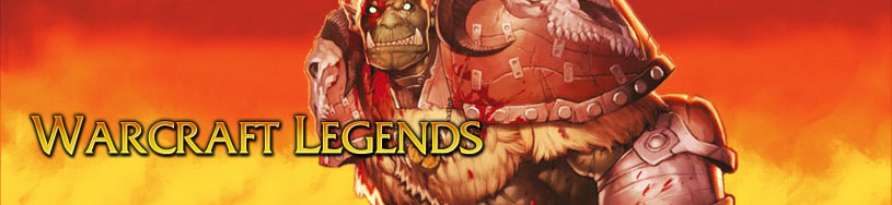 Legends Index du Forum