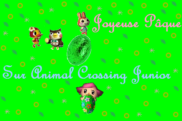 animal-crossing junior Index du Forum