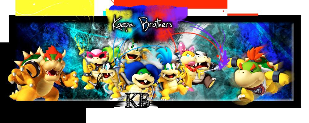 Koopa Brothers Index du Forum