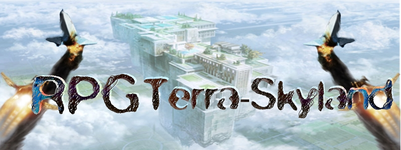 RPG Terra-Skyland Index du Forum