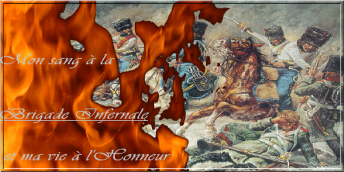 Régiment la Brigade Infernale Index du Forum