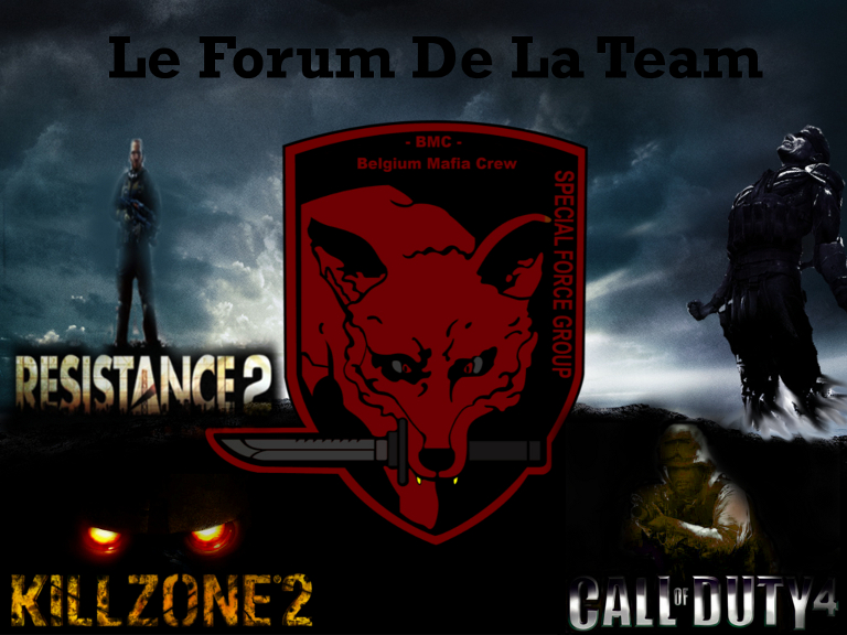 SnT* TEAM Index du Forum