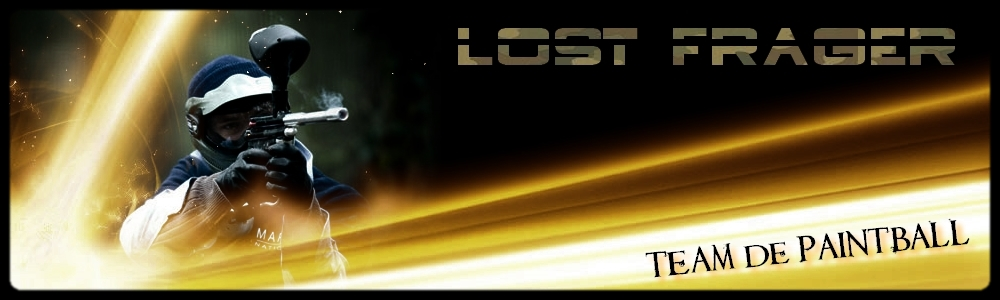 Lost Frager :: Paintball Index du Forum