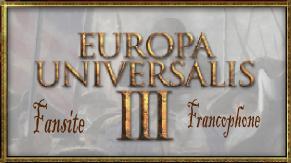 Le fansite francophone sur europa univeralis III Index du Forum