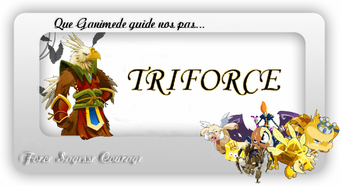 Empire de la Triforce Index du Forum