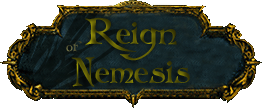 Reign of Nemesis Index du Forum