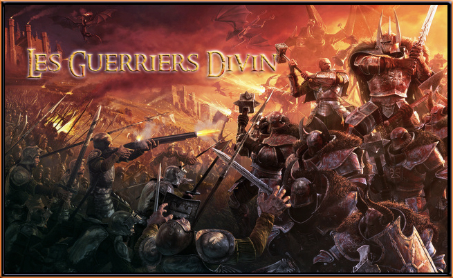 Guerriers divins - My - Ikariam Index du Forum