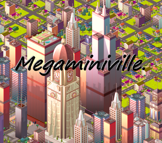 Megaminiville Index du Forum