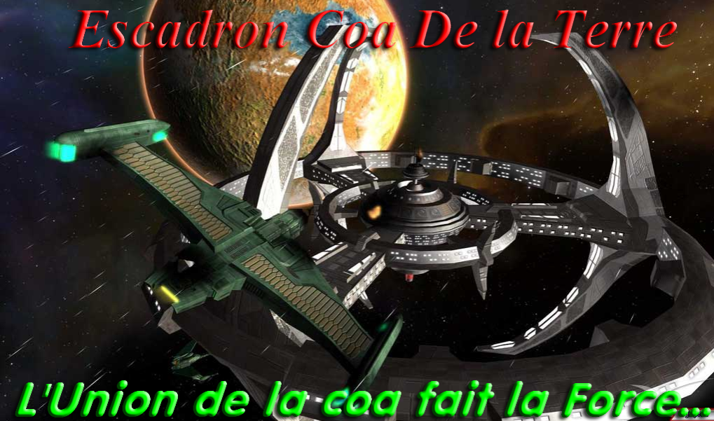 Escadron Coa De la Terre Index du Forum