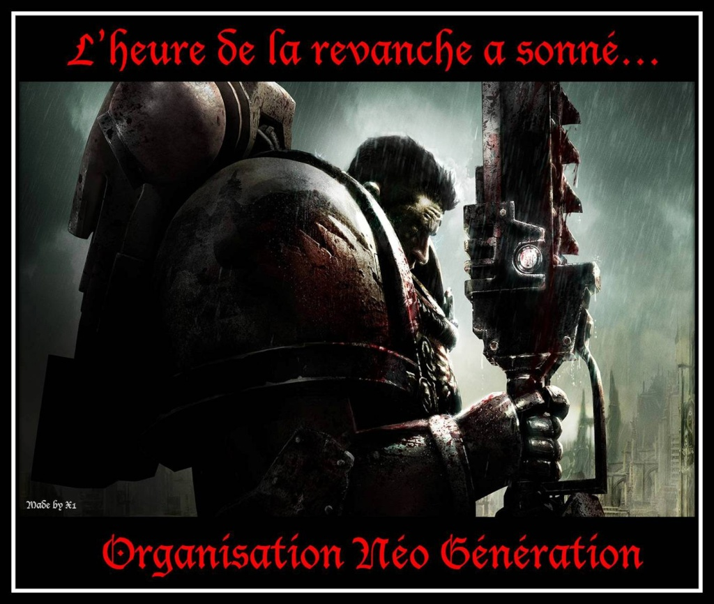 organisation de la nouvelle génération Index du Forum