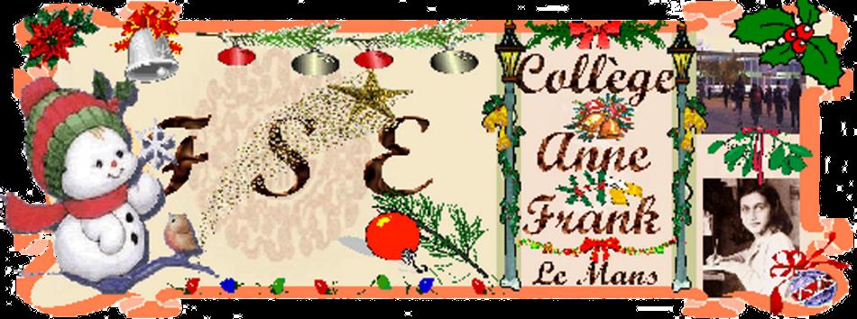 F.S.E Collège Anne Frank Index du Forum