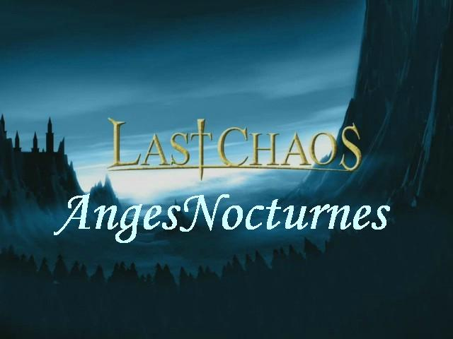 Les anges Nocturnes Forum Index