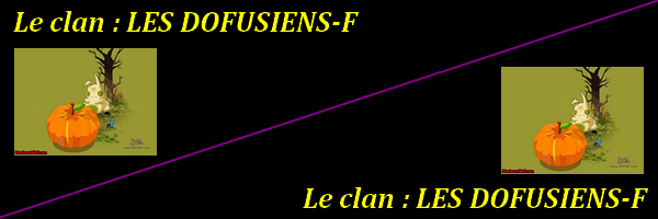 Les dofusiens-F ! Index du Forum
