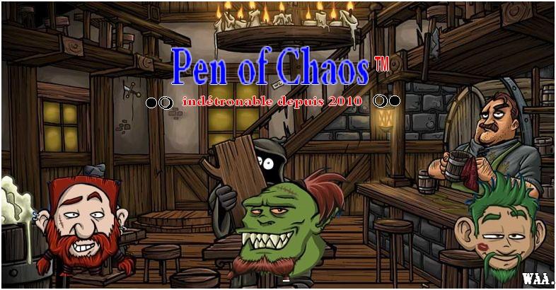 Team SF ~ Penofchaos Index du Forum