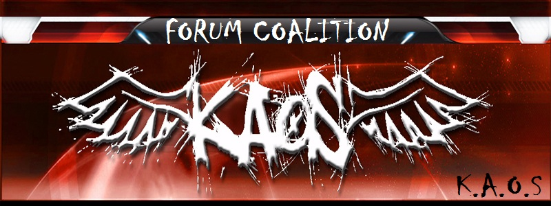 K.A.O.S Index du Forum
