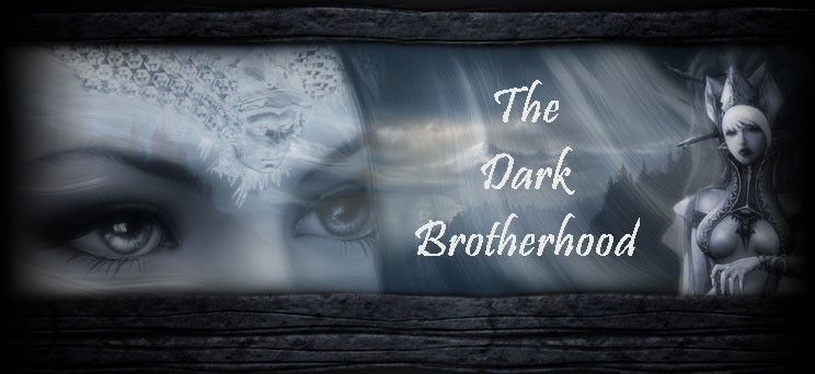 The Dark Brotherhood Index du Forum