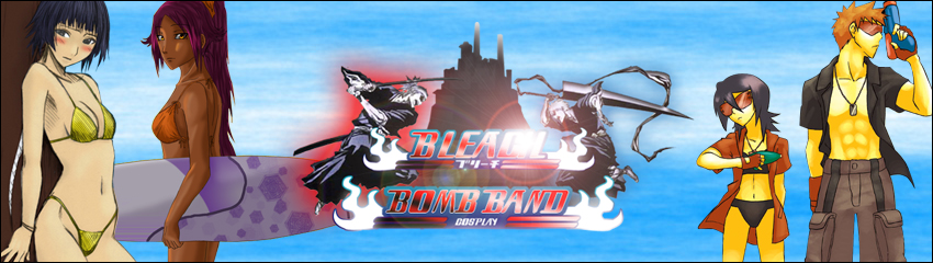 .:: The Bleach Bomb Band ::. Index du Forum