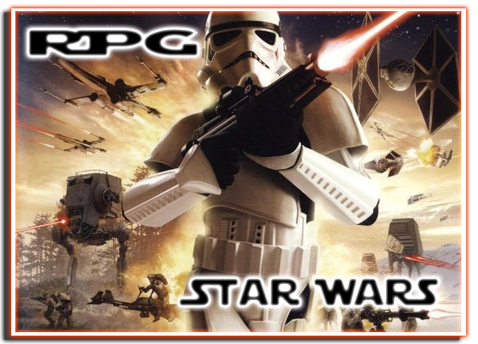 Star Wars GCG RPG Index du Forum