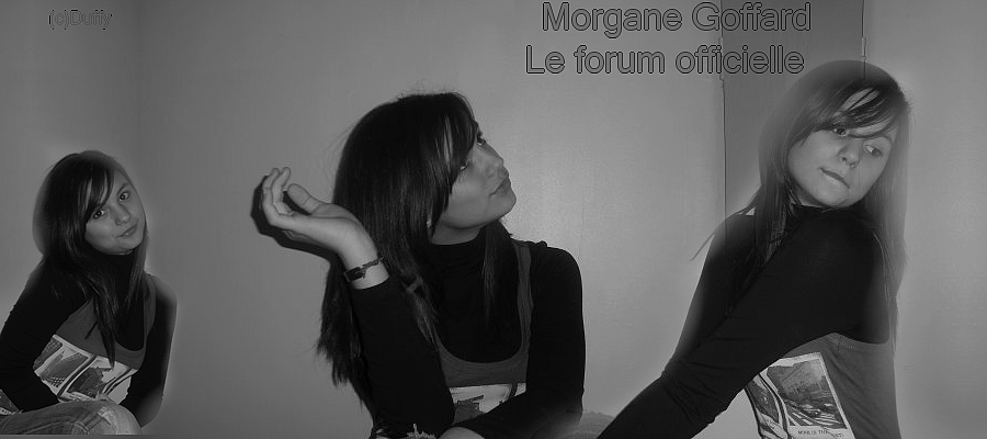 morgane goffard Index du Forum