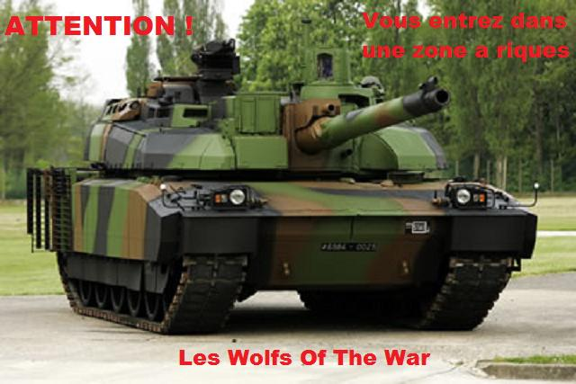 Wolf of The War Index du Forum