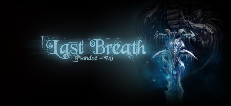 Last-Breath Index du Forum