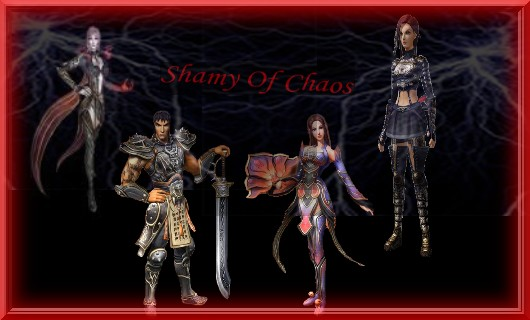 ShamyOfChaos Index du Forum