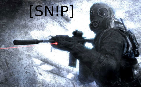 call of duty:modern warfare 2 team [sn!p] Index du Forum