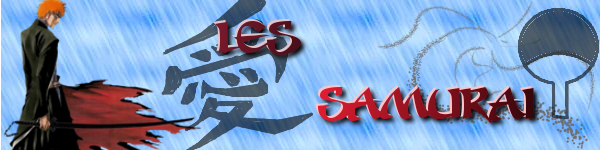 Le clan les samurai  Index du Forum