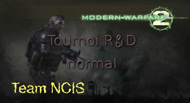 Tournoi NCIS R & D normal Index du Forum