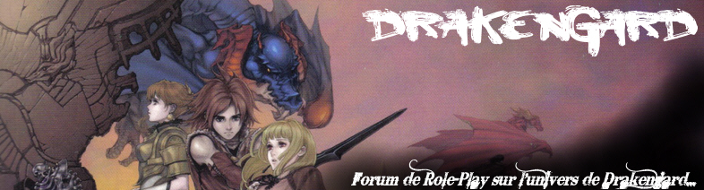 drakengard Index du Forum