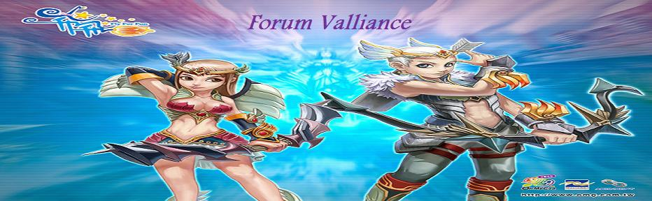 Guilde Valliance forum Index du Forum