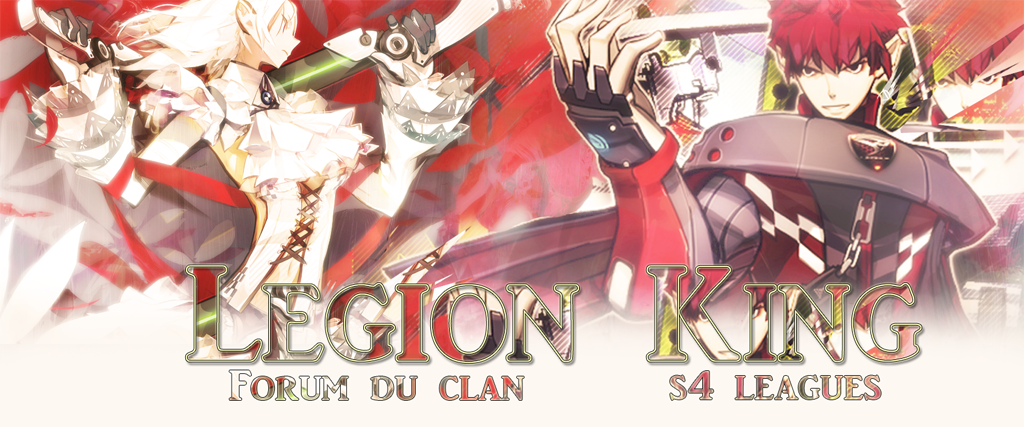 Legion King Index du Forum