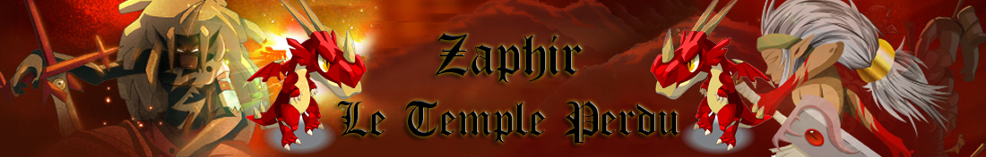 zaphir Index du Forum