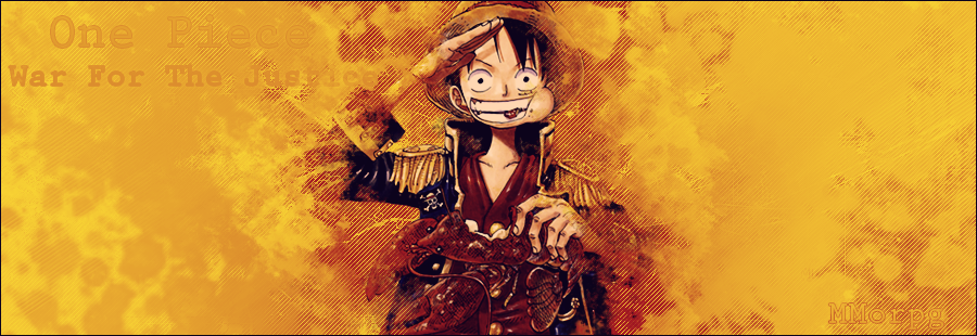 One Piece War For The Justice Index du Forum