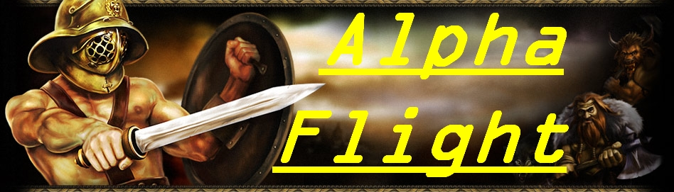 Alpha.Flight Index du Forum