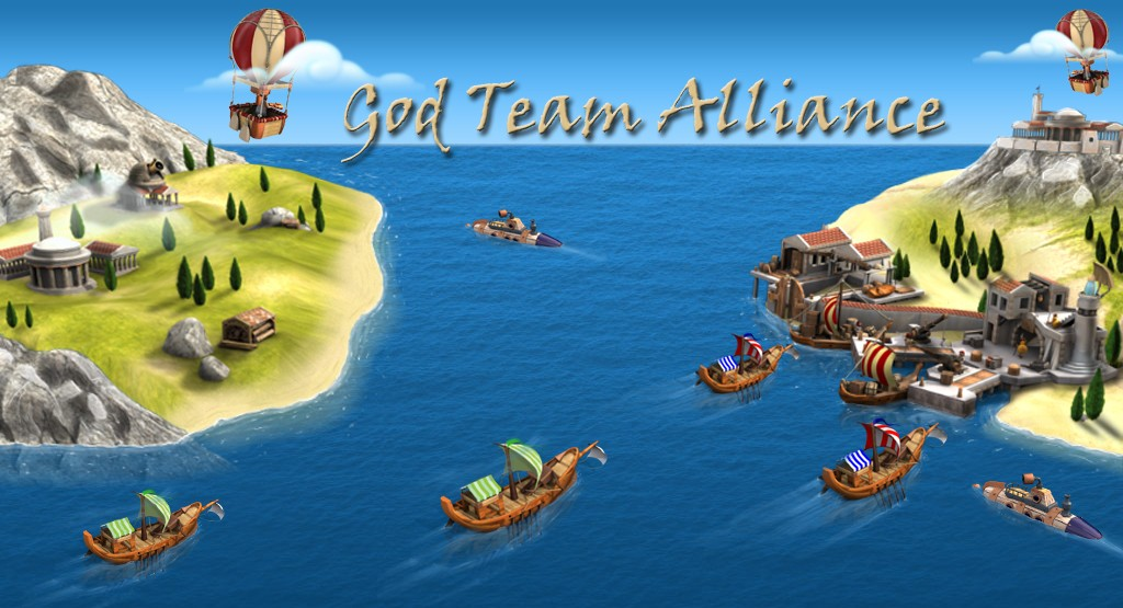 GOD TEAM ALLIANCE Forum Index