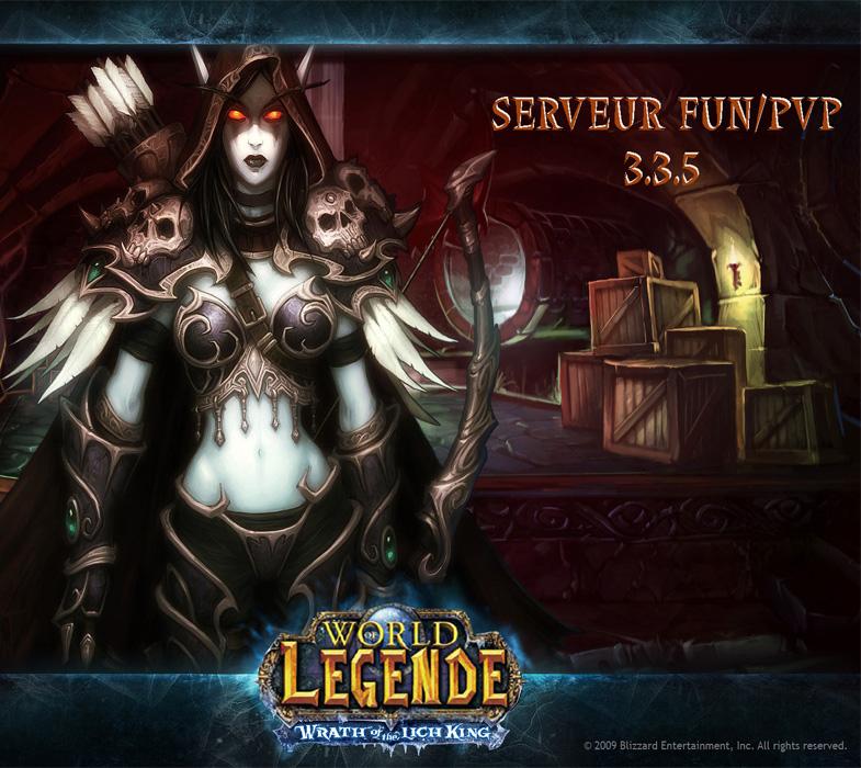 world of legends Index du Forum