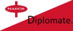 Diplomate.
