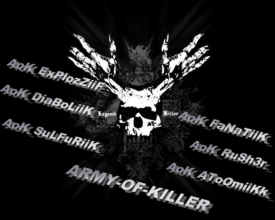 team army-of-killer  Index du Forum