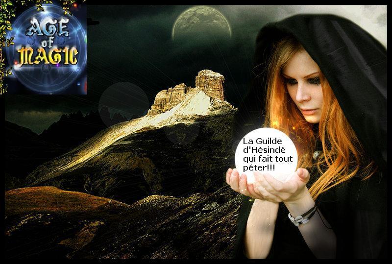 La Guilde D'Hésindé Qui Fait Tout Pèter !!! Index du Forum