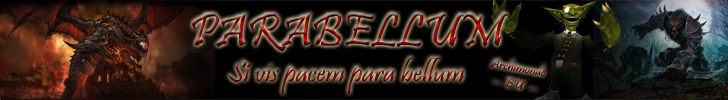 Guilde Parabellum Index du Forum