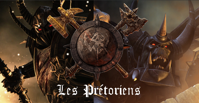 Guilde des Prétoriens Index du Forum